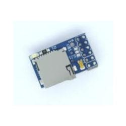Leitor de cartões SD para RAMPs
