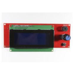 LCD display para helloBEEprusa