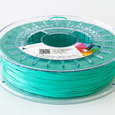 Filamento Smartfil emerald 1,75mm 750gr