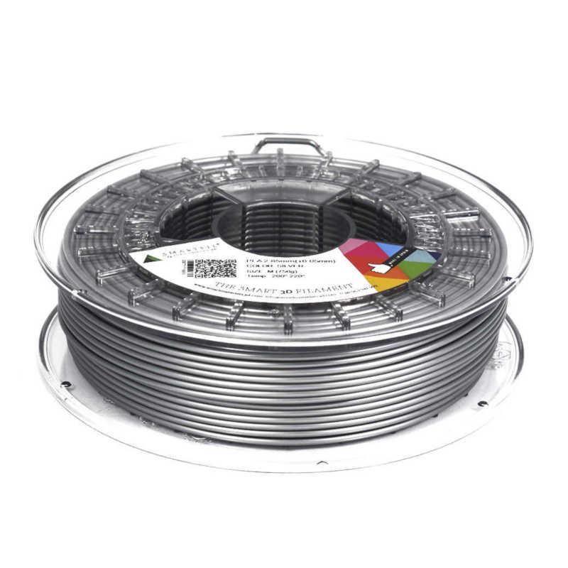 Filamento Smartfil silver 2,85mm 750gr