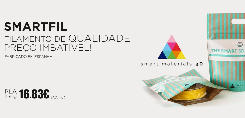 Filamento smartfil da Smartmaterials