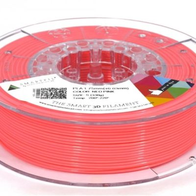 Filamento Smartfil neo pink 1,75mm 330gr