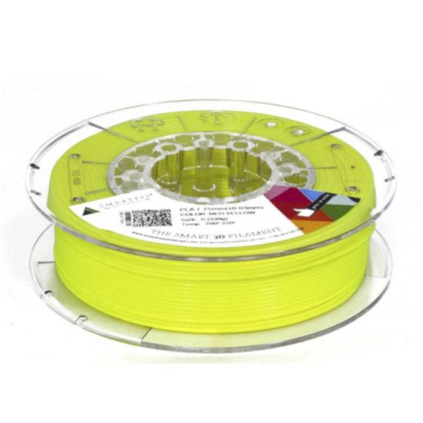 Filamento Smartfil neo yellow 1,75mm 330gr