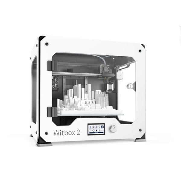 impressora witbox 2 da BQ