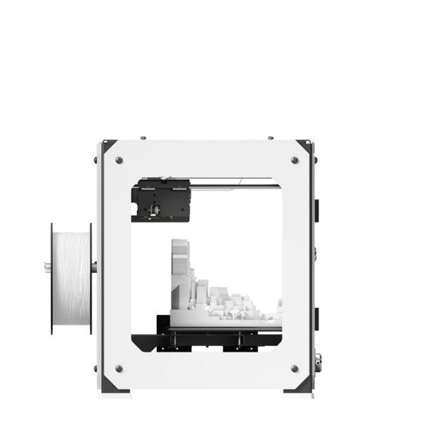 lateral da impressora witbox 2 da BQ