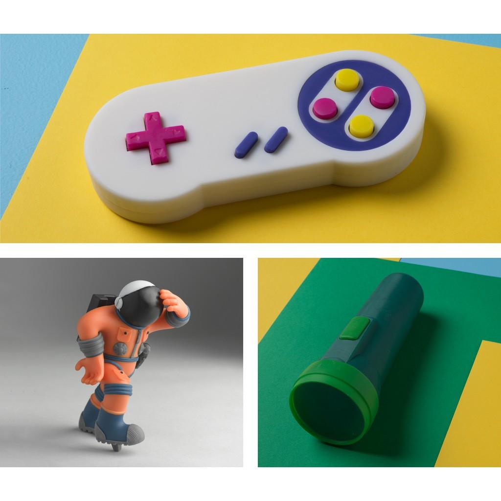 Impressão com color kit
