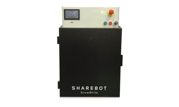 Impressora sharebot SnowWhite