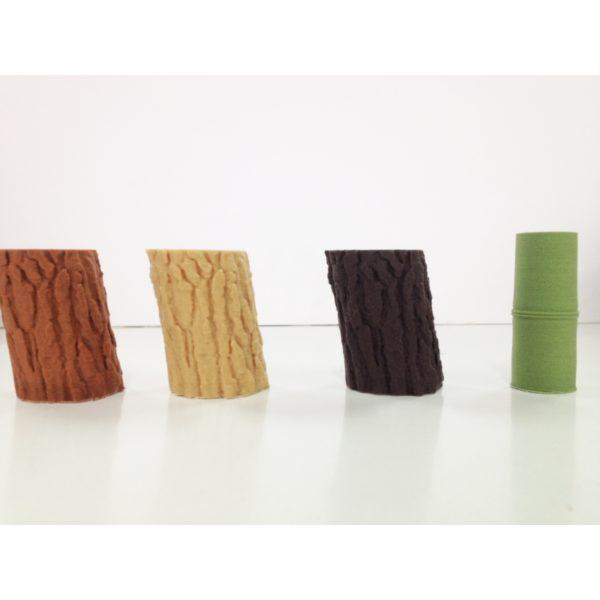 Filamento Smartfil Wood com partículas de madeira