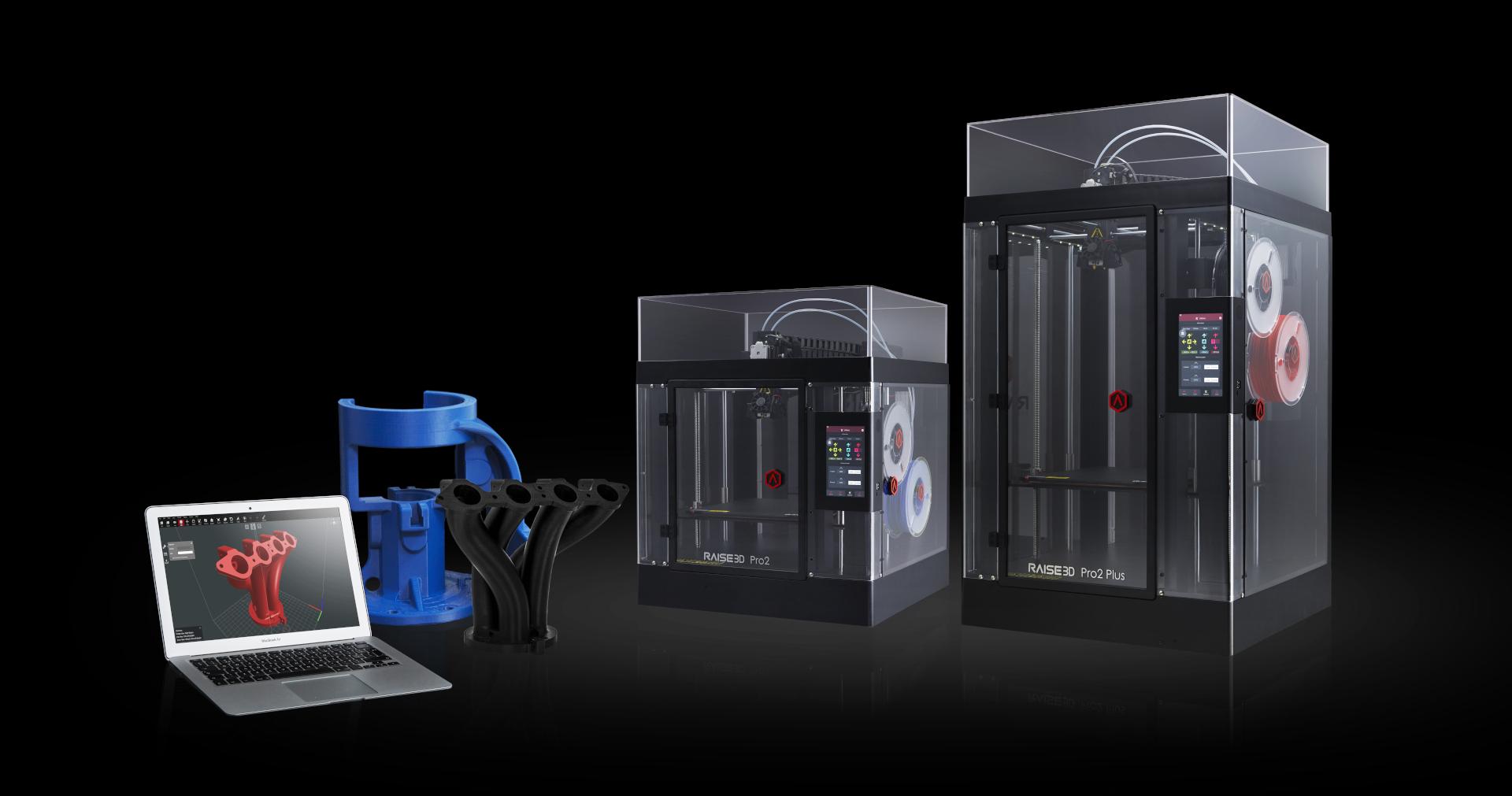 Impressoras 3D Raise3D