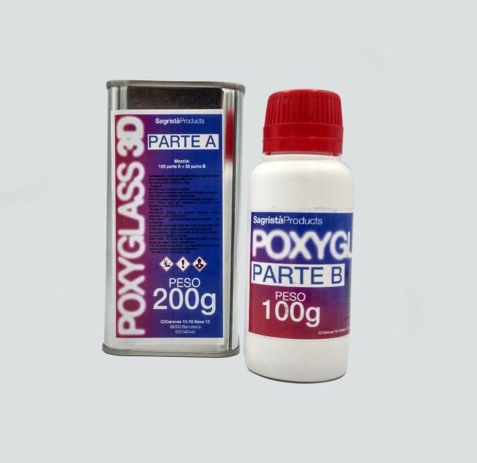 Poxyglass 3D